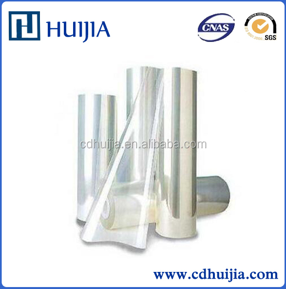 2016 clear silicon CPP film for LCD screen protection