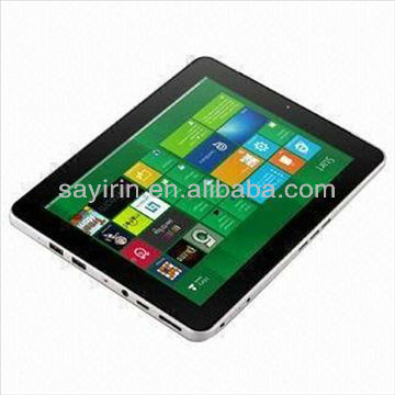 Dual-core Windows tablet 16GB SSD 9.7inch Windows 8 Tablet