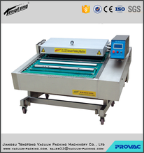 frozen chicken wings electric component continuous automatic series continue move vacuum packing machine with CE certificate