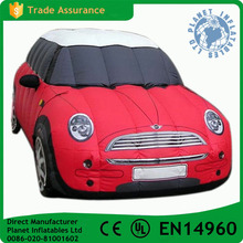 High Quality Giant Inflatable Car Model For Advertising