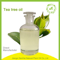 Chinese gree herb extract tea tree essential oil uses for soap with JiangXI SenHai brands