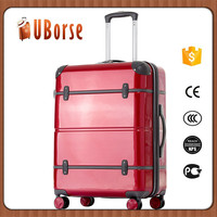 3 Piece Valise New Rose Abs