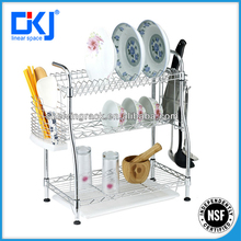 3 tires win model wire dish rack