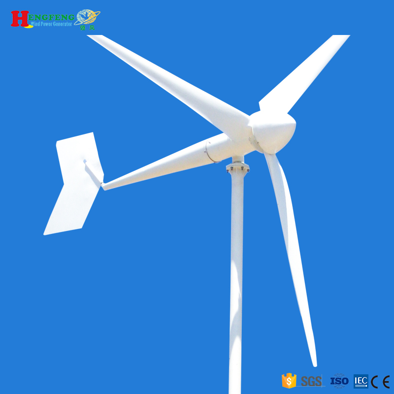 Manufacturers supply 5kw wind turbine