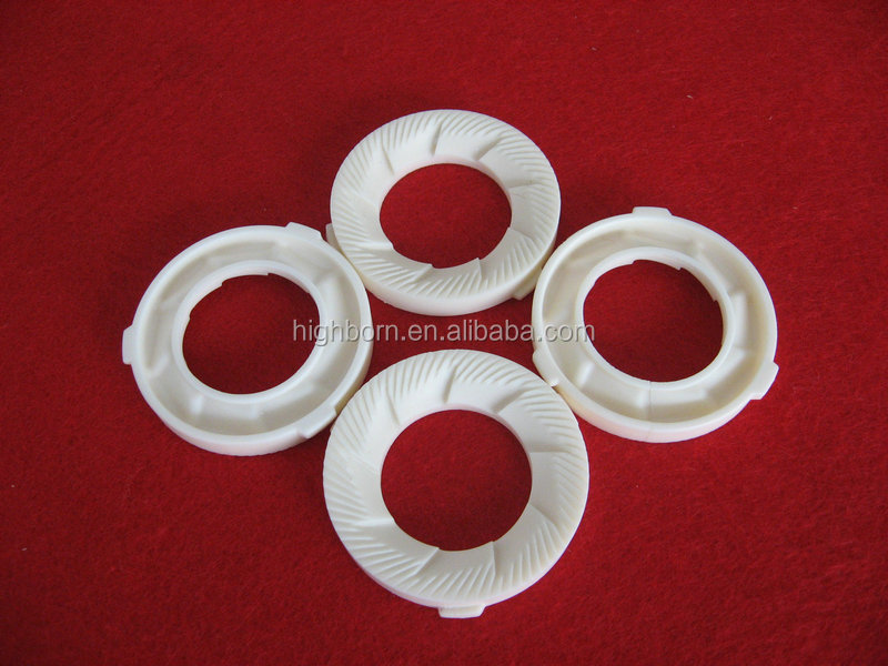 99.5% alumina coffee ceramic mill grinder parts