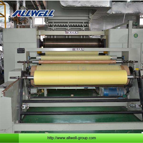 Experienced pp spunbonded non woven fabrics making machine pp spunbond nonwoven production line