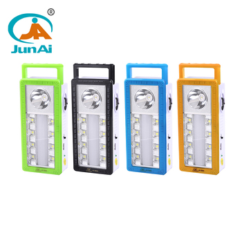 JA-1904A multi-functional solar led emergency light