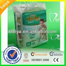 Fluff Pulp Low Price Wholesale OEM Best Discount Biodegradable Diapers for Baby