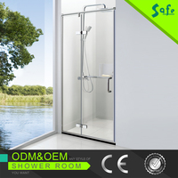 High quality stainless steel bath shower screen for shower