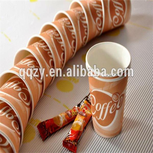 Custom LOGO Printed Coffee/Ice cream/Food/Cola Disposable paper cup