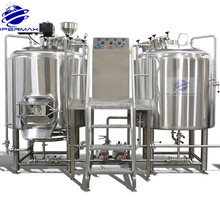 Industrial investment project 1000l Microbrewery equipment