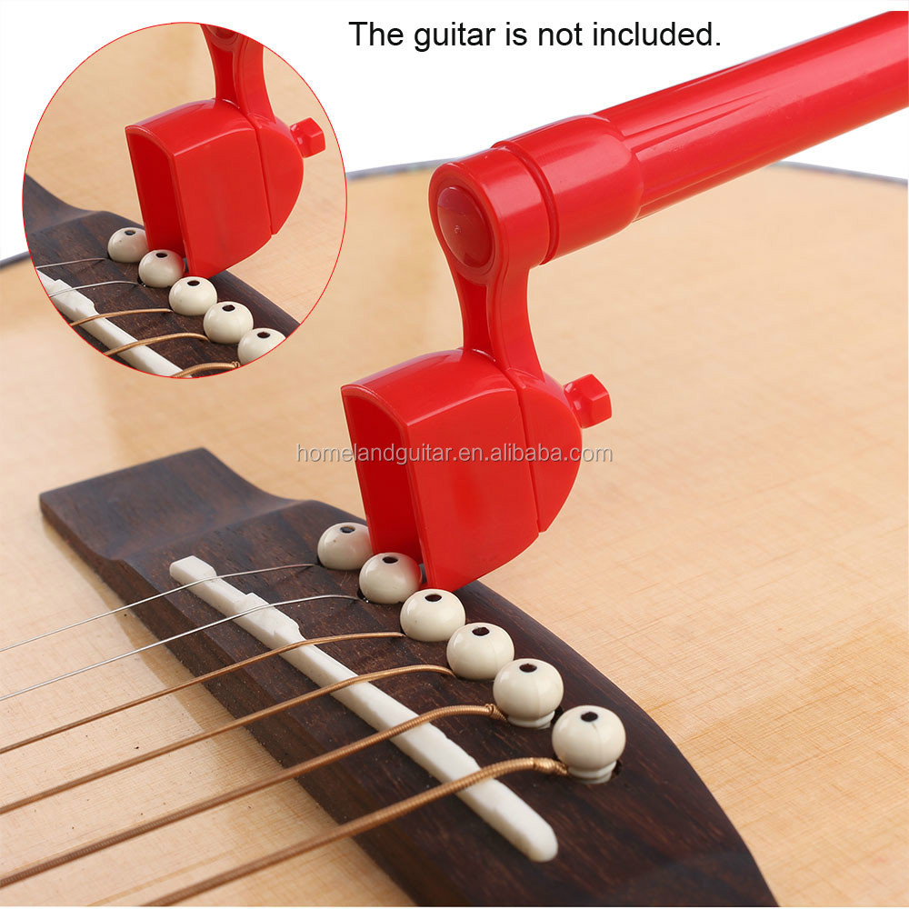 Guitar Luthier Repair Tools Kit Set with Files Stainless Steel Ruler Winder String Action Gauge