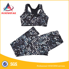 Wholesale Women Sport Fitness wear Yoga clothing of China factory