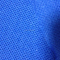 100% combed cotton pique mesh knit fabric