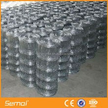 Semai good quality hot dipped galvanized sports field fence netting