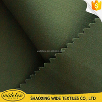 WOVEN TEXTILE 43%TENCEL 54% COTTON TWILL FABRIC FOR TROUSERS