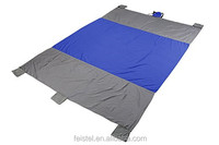 Feistel Sand Proof Water Proof high quality for Picnic Outdoor Camping ,large size 305*275cm dirty Resistant blanket