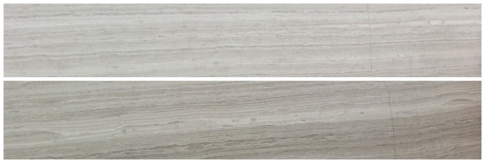 White Wooden Marble Steps & Risers, Chinese White Marble, White Polished Marble Tiles & Slabs