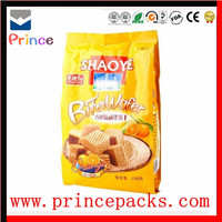 plastic bag packaging for baked goods