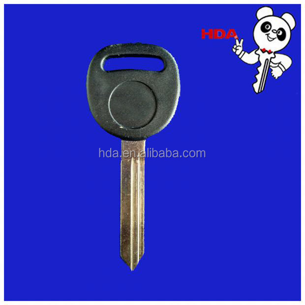 car key blanks plastic head key car key with rubber head