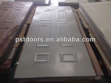 prime paint steel door skin,metal panel door skin