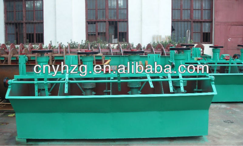 2012 hot sale flotation machine in Asia and Africa