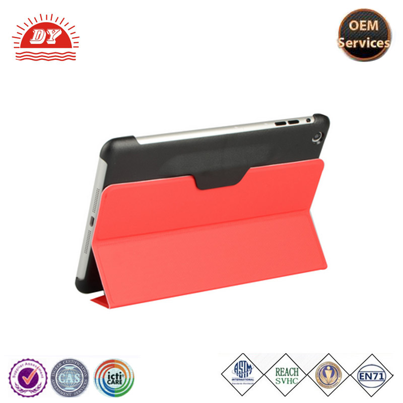 Ultra Slim protective leather case for ipad mini