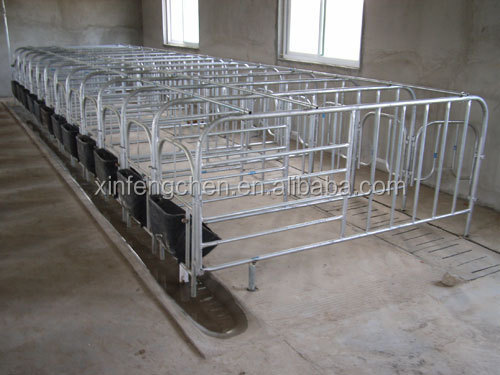 2015 high quanlity pig equipment / pig gestation crate