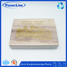 Wholesale Unfinished Custom Wooden Gift Box