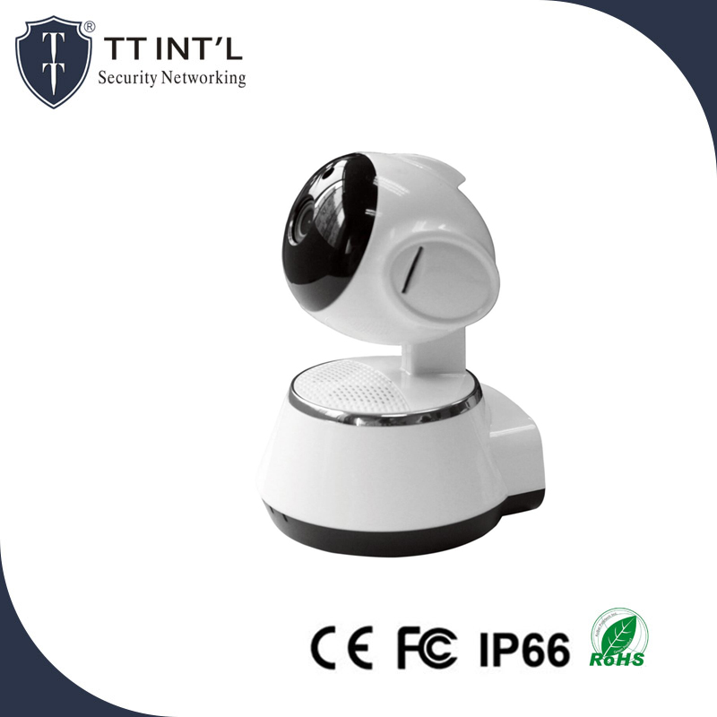 Factory OEM High Resolution Cloud P2P Wifi Smart Home IP Camera