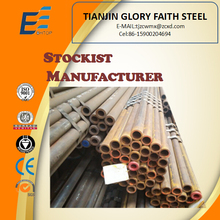 Steel Tube ASTM A355 P22 material Alloy pipe used for boiler