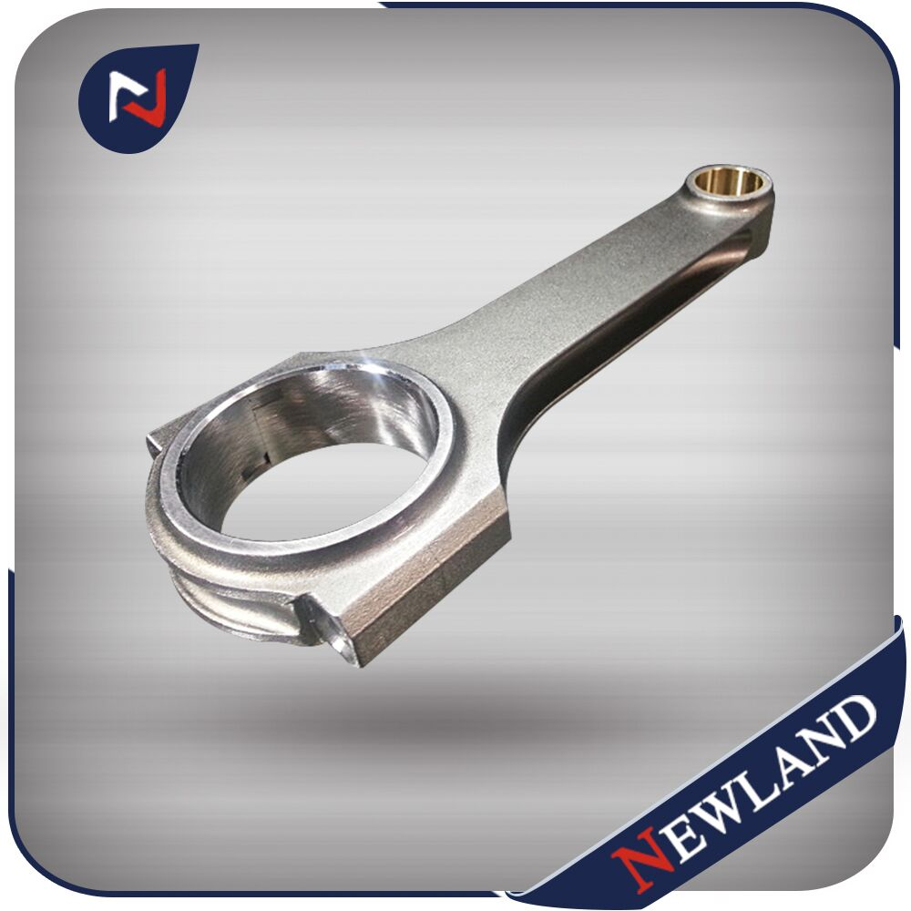 Forged 4340 H Beam Conrod for Honda D16 5.458'' Connecting Rod