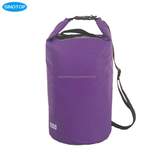 waterproof dry sack bag for Boating Kayaking Fishing Rafting Swimming Floating and Camping