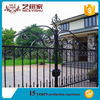 Factory price latest main gate designs, house entrance gate main gate, iron fancy gate boundary wall gate design