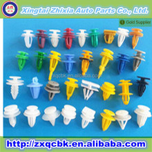 Car Accessories Interior Trim Clips, Automotive Faseners and Auto Retainers, Bumper Cover Clips
