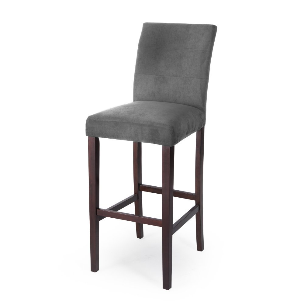 Modern Bar And Living Room Upholstered Bar Stool Supplier