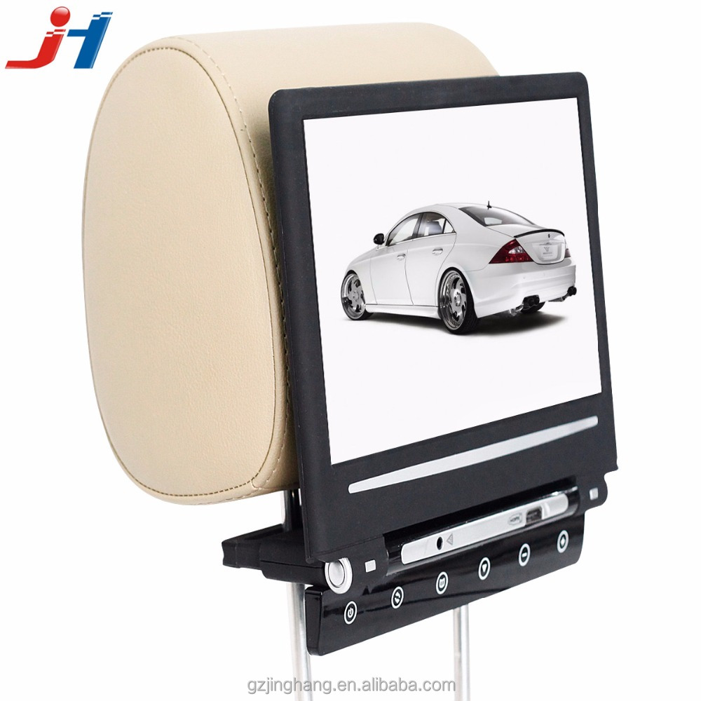 car headrest monitor with hdmi input