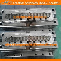 2016 injection auto air auto supply grill molds with long life