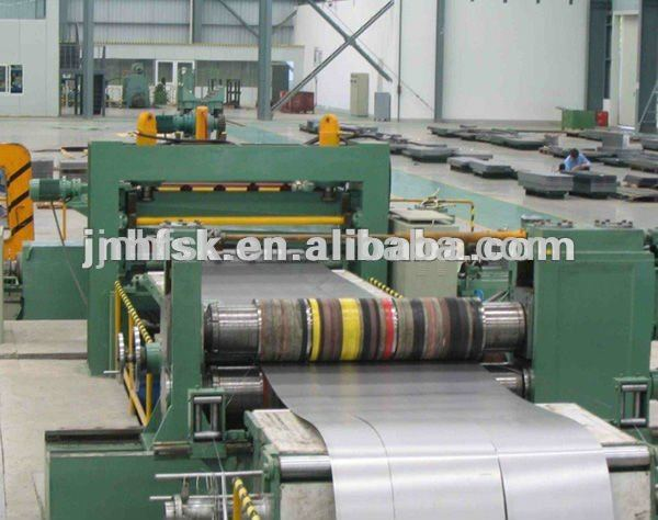 Automatic Edge Control, Coil Slitting Machinery