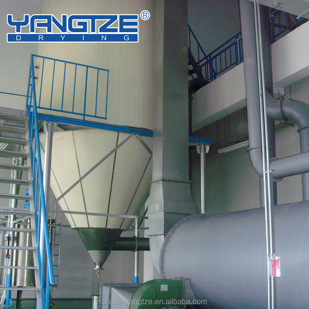 ZLPG Gum Arabic powder spray drying machine