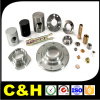 Steel/aluminum/brass precision cnc machining milling turning parts