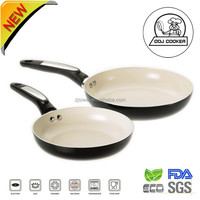 High Quality Pressed Aluiminum Alloy Non-Stick Frying Pan