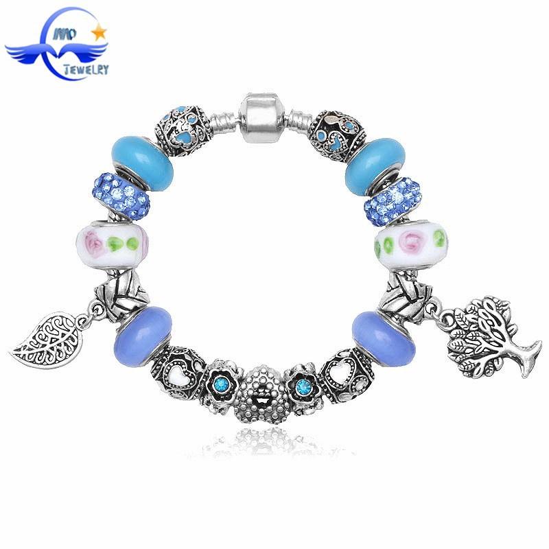 Women bracelet european charm bracelet accessories for women wholesale