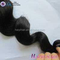 6A 7A 8A Thick Ends Unprocessed 100% Short Hair Brazilian Weave