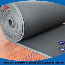 Plastic insulation nbr colorful rubber foam sheet