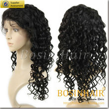 Hot !!! 5A grade 100% virgin women hair brazilian wigs