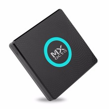 MX Octa best selling android tv box with skype camera made in China for windows tv box