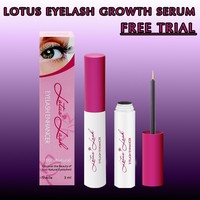 World famous Brand new Best LOTUS Eyelash enhancing serum