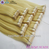 Large Stock Top Quality Virgin Hair Best Seller Remy Virgin Human Pu Skin Weft