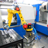 CNC machining shop with Automated production for big quantities parts